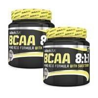 2 x BCAA 8:1:1, 300 g, Cola