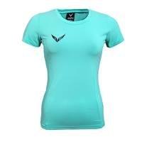 Anna Function T-shirt, Oceangreen/White, S, OMPU Wear