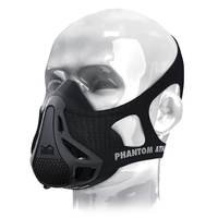 Phantom Training Mask, Musta-Harmaa, Phantom Athletics