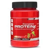 Complete Protein 3, 900 g, Strawberry, Fairing