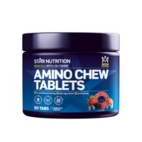 Amino Chew Tablets, Berry, Star Nutrition