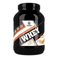 Whey Protein, 1000 g, Cinnamon Bun, Swedish Supplements