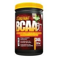 Mutant BCAA 9.7, 30 servings, Fuzzy Peach