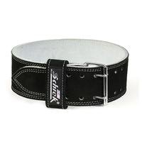 Competition Power Belt, Dual Prong, Black