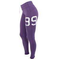 Star Nutrition -99 Tights V2, Purple, Women, XS, Star Nutrition Gear