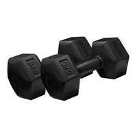 Iron Gym® 6kg x 2 Fixed Hex Dumbbell, Pair