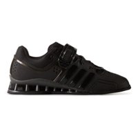 AdiPower, Black/Black, Strl 40, Adidas Shoes