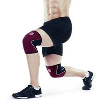 Rx Knee Support 5mm, Burgundy, XS, Rehband