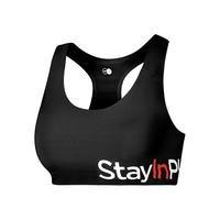 Active Sports Bra AB, black, XL