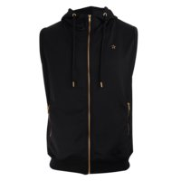 Star Premium WCT Shortsleeve Hood, Black, XL, Star Nutrition Gear