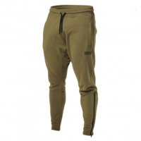 Harlem Zip Pants, Military Green, Better Bodies Men
