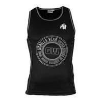 Kenwood Tank Top, Black/Silver, XXL, Gorilla Wear