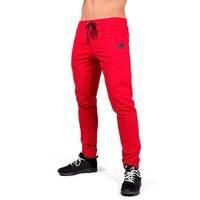 Classic Joggers, Red, L, Gorilla Wear