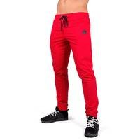 Classic Joggers, Red, M, Gorilla Wear