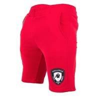 Los Angeles Sweat Shorts, Red, Gorilla Wear