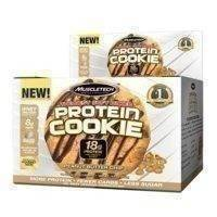 6 x Protein Cookie, 92 g, MuscleTech