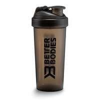 Fitness Shaker 600 ml, Black/Black, Better Bodies Women