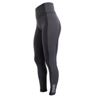 Star Nutrition -99 Tights, Black/Purple, Dam, Star Nutrition Gear