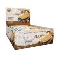 12 x Quest Bar, 60g, Banana Nut Muffin lyhyt päiväys, Quest Nutrition