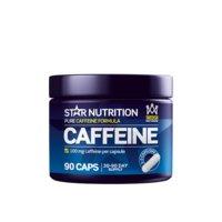 Caffeine 100 mg, 90 caps, Star Nutrition
