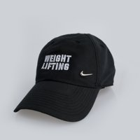 Nike Team Club Cap, Black, OS