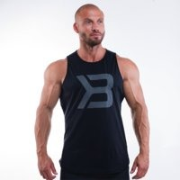 Brooklyn Tank, Black, Better Bodies Men