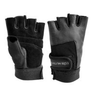 Star Nutrition Gym Glove, Black, Dam, L, Star Nutrition Gear
