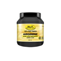 ELIT 100% Pure Powder L-arginine, 500 g, Elit Nutrition