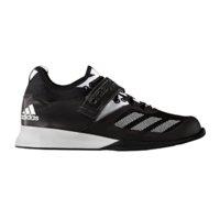 Crazy Power, Black/White, Strl 45 1/3, Adidas Shoes