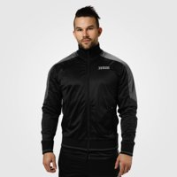 Brooklyn Track Jacket, Black, Better Bodies Men