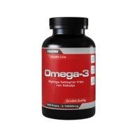 Omega-3, 120 kapslar, Fairing