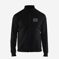 CLN Inter Zip Jacket, Black, CLN ATHLETICS