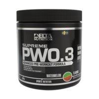 Supreme PWO.3, 300 g, Raspberry, Delta Nutrition