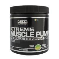 Xtreme Muscle Pump, 300 g, Citrus, Delta Nutrition