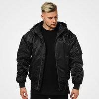 LTD Bomber Jacket, Iron, Better Bodies Men
