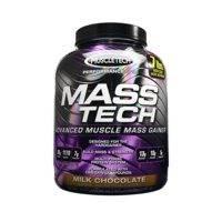Mass-Tech Performance, 3,18 kg, Milk Chocolate, MuscleTech