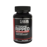 Xtreme Ripped, 120 caps, Delta Nutrition