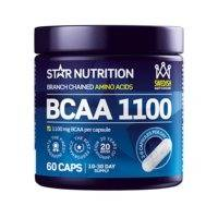 BCAA 1100, 60 caps, Star Nutrition