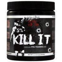 Kill it, 30 servings, Blue Raspberry, Rich Piana 5% Nutrition