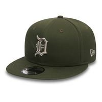 League Essential 950, Detroit Tigers, Olive/Graphite, New Era