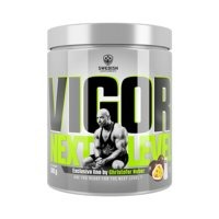 Vigor -Next Level, 500 g, Raspberry Liquorice Candy