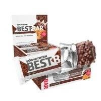 12 x Coated Best Bar, 60 g, Star Nutrition