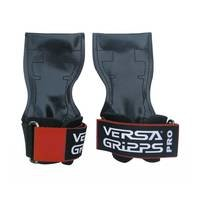 Versa Gripps PRO - Royal Red/Black, *Limited Edition*, Reg/L