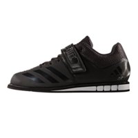 Power Lift 3.1, Black, strl 49 1/3, Adidas Shoes