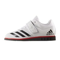 Power Lift 3.1, White, strl 49 1/3, Adidas Shoes