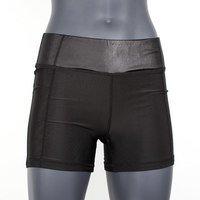 Fitnesstukku Hotpants, Black, FITNESSTUKKU
