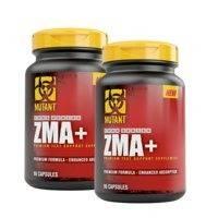 2 x Mutant ZMA+, 90 caps