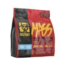 Mutant Mass, 2,2 kg, Strawberry Banana