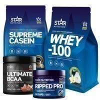 Pudota painoa -paketti, Star Nutrition