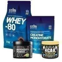 Lisää lihasmassaa -paketti, Star Nutrition